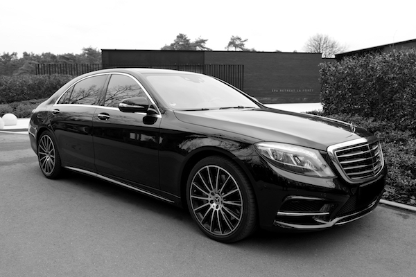 Business taxi mercedes s klasse